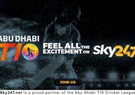 Abu Dhabi T10 League