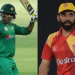Sharjeel and Misbah