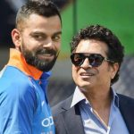 Virat and Sachin