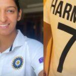 Harmanpreet Kaur of India