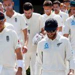 England vs New Zealand