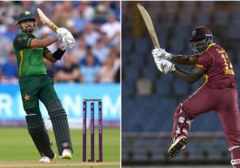 Babar Azam, Andre Russell