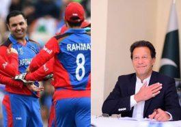Imran Khan lauds Afghan team