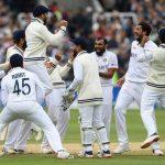 India winning moments