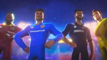 T 20 World Cup anthem