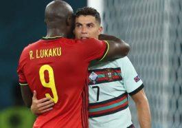 Cristiano Ronaldo, Romelu Lukaku