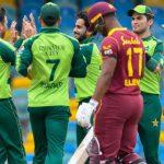 Pakistan - West Indies