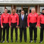 Umpires for T20 World Cup