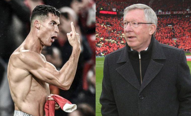 Sir Alex Ferguson, Cristiano Ronaldo